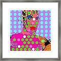 Bowery Framed Print by Ricky Sencion