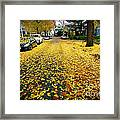 Brooklyn New York Framed Print