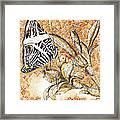 Butterfly Mosaic 02 Elena Yakubovich Framed Print