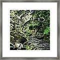 Buttermilk Falls 02 Framed Print