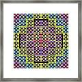 Byzantium 1 Framed Print by Walter Oliver Neal