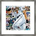 Cal Ripkin Jr Framed Print