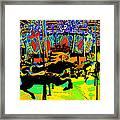 Carousel Colors Framed Print