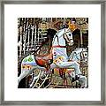 Carrousel 87 Framed Print