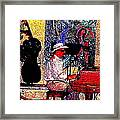 Casanova Framed Print