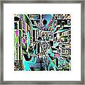 Cathedral Framed Print by Dave Kwinter