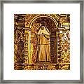 Cathedral De La Almudena Framed Print