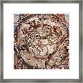 Cellariuss Constellations, 1660 Framed Print