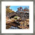 Chester County Bow Bridge Framed Print