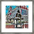 Christ Church Of St Michaels Framed Print