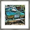 Chrysler Saratoga Framed Print