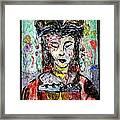 Cleopatra In Spring Framed Print