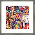 Co-crucified With Christ Framed Print