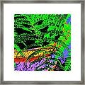 Color 87 Framed Print