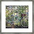 Come Ride With Me Framed Print