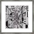 Conceito Framed Print by Mario Fresco
