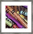 Crayola 5 Framed Print