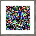 Crowded Quarters Framed Print