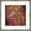 Crucifixion - Tile Framed Print