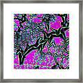 Crystal Nickel Oxide Framed Print