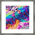 Crystal Tylenol Framed Print