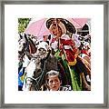 Cuenca Kids 103 Framed Print