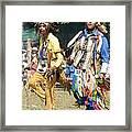 Dancers Male Framed Print
