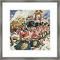 Defence Of Corunna Framed Print