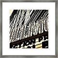 Detroit Fillmore Theatre Framed Print