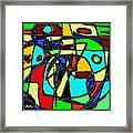 Digital Design 346 Framed Print