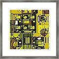 Digital Design 381 Framed Print