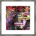 Dna Dreaming 4 Framed Print