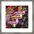 Dna Dreaming 5 Framed Print