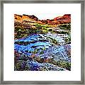Don't Forget To Look Up Framed Print
