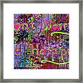 Dont Worry Be Happy II Framed Print