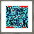 Double Trouble 2 Framed Print