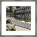 Down Hill Framed Print