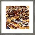 Dragon Art Framed Print