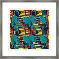 En Formes 02 Framed Print