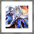 Essence Of Inspiration Abstract Framed Print