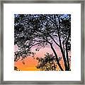 Eureka Sunset Framed Print
