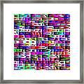 Eyestrain Framed Print