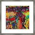Fabulously Adorned Framed Print