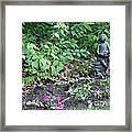 Fairy Garden Framed Print