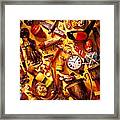 Father's Day Memories Framed Print by Garry Gay