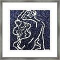 Female Framed Print