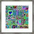 find U'r love found v10 Framed Print