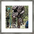 Firefighter Tribute Framed Print