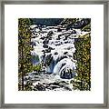 Firehole River IIi Framed Print