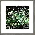 Fireworks Number 4 Framed Print